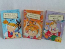 Adorable Set of Three 'Amelia Jane' Enid Blyton Early Reading Story Books